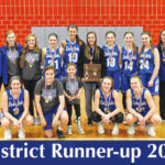 Lady Jets end season as district runners-up