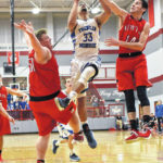 Franklin-Monroe comes from behind against Newton to reach district finals