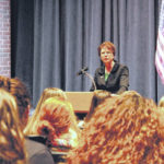 Ohio Supreme Court Justice addresses Versailles students