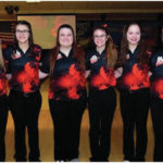 Lady Tiger Bowlers Finish 5th at State