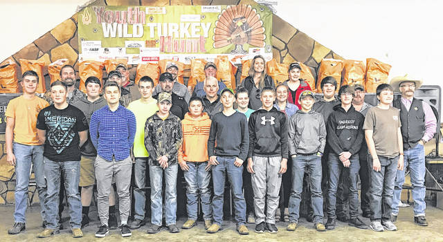 The Light Foundation will host its 11th annual Wild Turkey Hunt beginning April 12th.