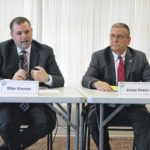 GOP primary hopefuls speak at forum
