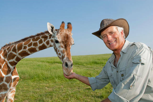 """Going Wild for Wildlife"" featuring Jack Hanna will visit the Wayne County Fairground's Tom Raper Center on May 21."