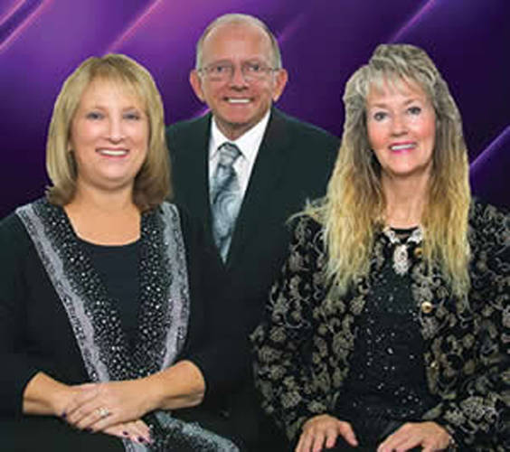 The Victory Trio will perform at 6 p.m. March 17 at Triumphant Christian Center in Greenville.