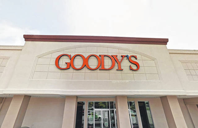 Greenville's Goody's store will close, to be replaced by Gordmans sometime this summer. Both brands are owned by Stage Stores.