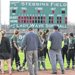 Lady Wave No. 5 in season's first DII state rankings