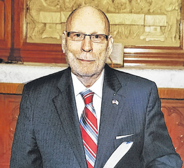 Retired pastor Peter Menke will host a presentation on the Holocaust next month at St. John's Lutheran Church in Greenville.