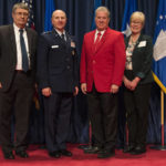Volunteers honored for service at the National Museum of the U.S. Air Force