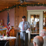 Winery at Versailles hosts a Heroes Dinner with The Journey Home Veterans Facility