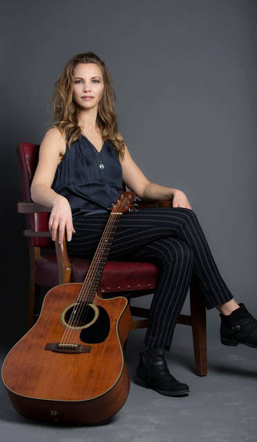 Darke County Center for the Arts will present guitarist/singer/songwriter Diana Chittester at The Coffee Pot in downtown Greenville on April 25, the final presentation of DCCA's 2018-19 Coffeehouse Series season.