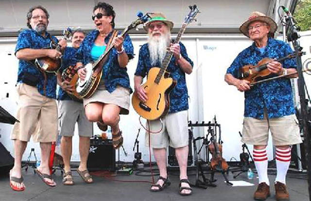 Rum River Blend will play a concert at 7:30 p.m. April 27 at the Troy-Hayner Cultural Center.