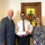 Zechar Bailey Funeral Home donates to Brethren Retirement Community Capital Campaign