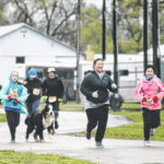 Results announced for Scentral Park 5K