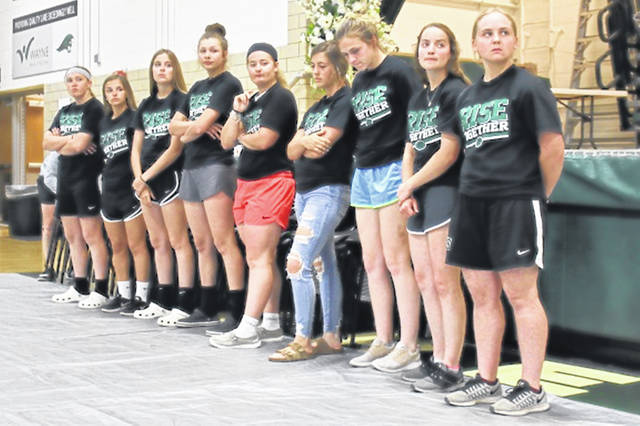 The large Lady Wave 2019 junior class will lead the 2020 softball season for Greenville.