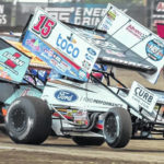World of Outlaws ready for for #Lets Race two at Eldora Speedway