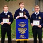 Chapter's FFA recognized at convention