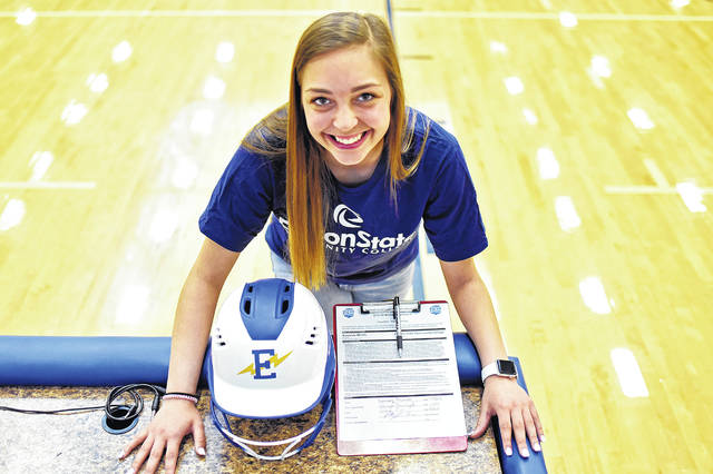 FM's Morris commits to play softball at Edison - Daily Advocate