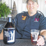 Beer with Darke grains introduced locally