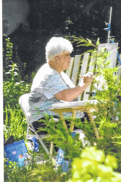 Join local plein air painters for the Plein Air Workshop in June.