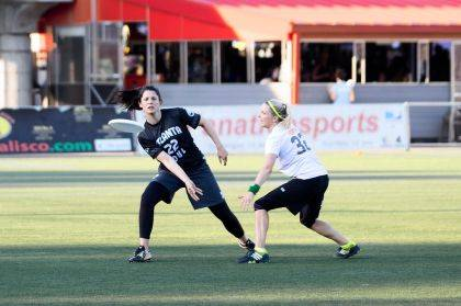 The Columbus Pride will take on the Indianapolis Red in a professional Ultimate Frisbee matchup during Poultry Days.