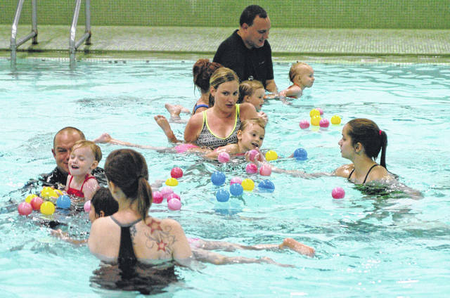 More than 250 children in Darke County were involved in the YMCA's safety around water program.