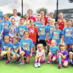 Local youth can learn to play tennis