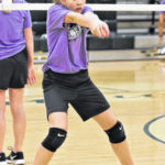 Lady Wave Middle School holds volleyball camp