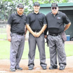 Three generations of officials