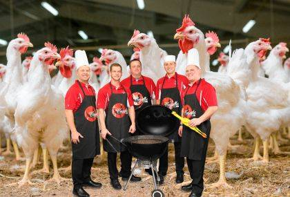 The Poultry Days Festival Chairmen have plenty of free events and entertainment lined up for this year's event.