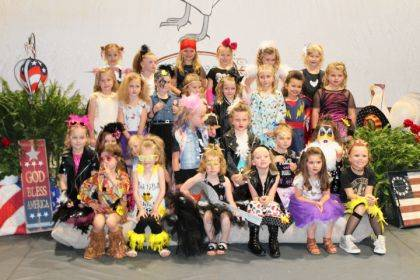 Twenty-seven young ladies took the stage on Friday to help kick-off the Poultry Days Festival with the Little Miss Poultry Days contest.