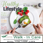 Healthy Lifestyle July 2019