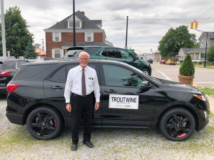 Jim Troutwine of Troutwine Auto Sales
