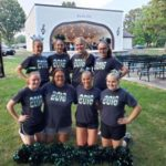 Pops in the Park features cheer squad