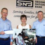SNB contributes to Gathering