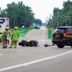 Crews respond to fatal motorcycle crash