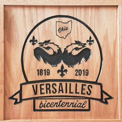Versailles will turn 200 on Aug. 28.