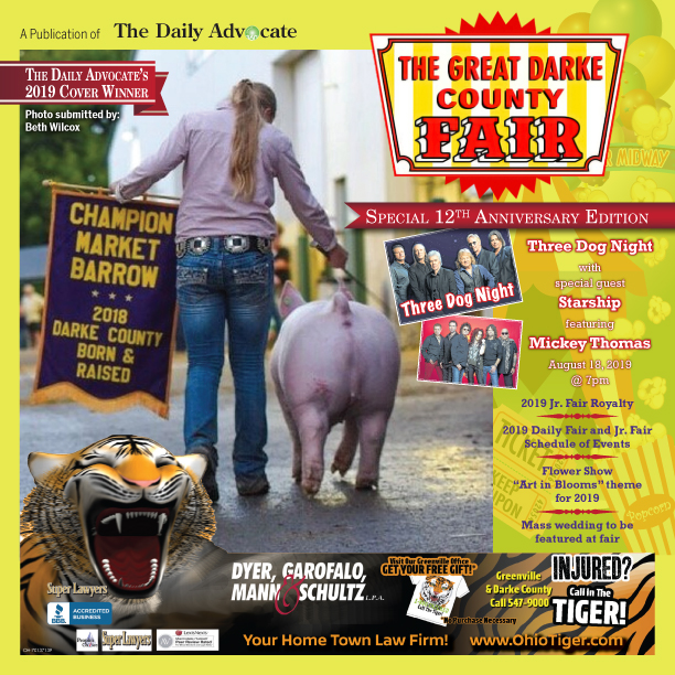 The Great Darke County Fair 2019