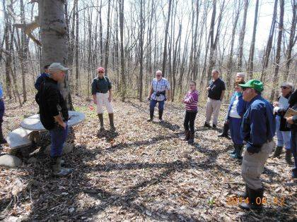 SWCD will host a Forestry Workshop on Saturday, Oct. 5.