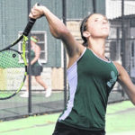 Lady Wave tennis downs Bulldogs