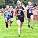 Ansonia XC runners perform well