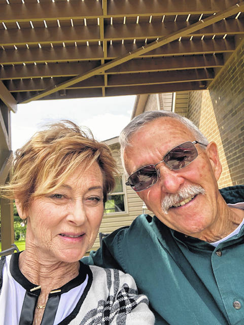 Courtesy photo Lifelong New Madison residents Paula and Charlie Godsey will serve as parade grand marshals for the 86th annual Tri-Village Community and School Fair to be held on Saturday, Oct. 5.