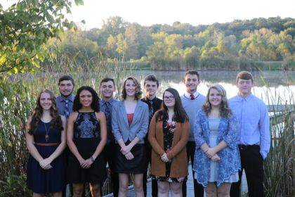 BRADFORD – Bradford High School will hold its annual homecoming festivities this week. The crowning will be at 6:30 p.m. before the game on Friday, Sept. 27. The homecoming dance will be held on Saturday starting at 7:30 p.m. This year's theme is Shipwrecked. The homecoming court includes (girls) Erica Gaynor, Mercedes Smith, Caroline Gleason, Kaitlynne Reineke, Jessica Roth, (boys) Kegan Fair, Gaven Trevino, EJ Jones, Jay Roberts, and Wyatt Spangler.