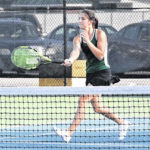 Lady Wave tennis on the move