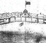 Name the first fort in the county