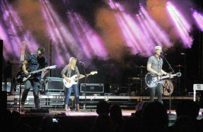 Matt Maher performed during the 2018 Illumination Festival. Jeremy Camp returns to Darke County to headline this year's event.