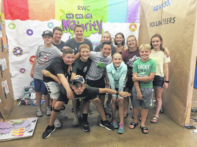 We Are the Majority teen leaders have planned several activities to encourage Darke County's youth to choose a drug- and alcohol-free lifestyle.