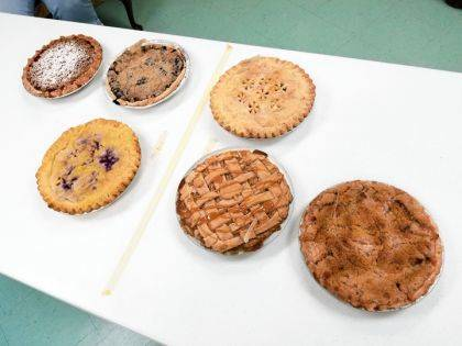 Prairie Days will be accepting pie entries for their annual Pie Baking Contest.