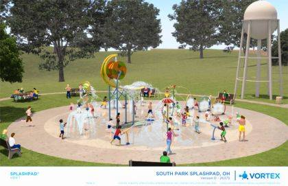 Greenville residents can expect to see some changes to South Park beginning next spring.