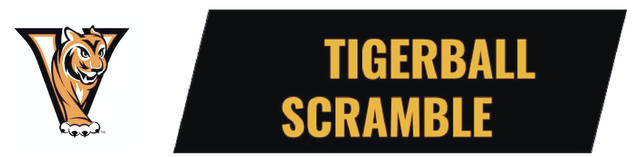Tigerball Scramble set for September 22, 2019 at Stillwater.