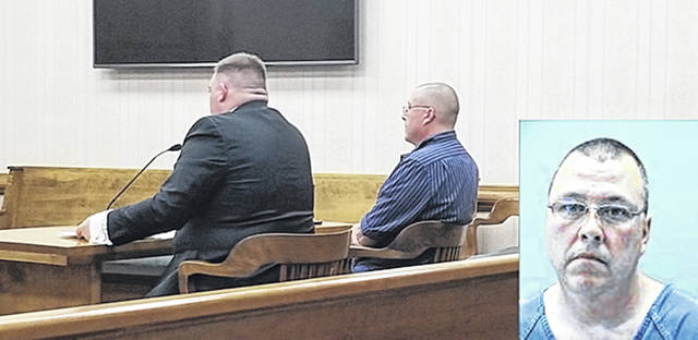 Bethany J. Royer-DeLong | Darke County Media Danny N. Drake, of Greenville, was sentenced in Darke County Common Pleas Court on Monday.